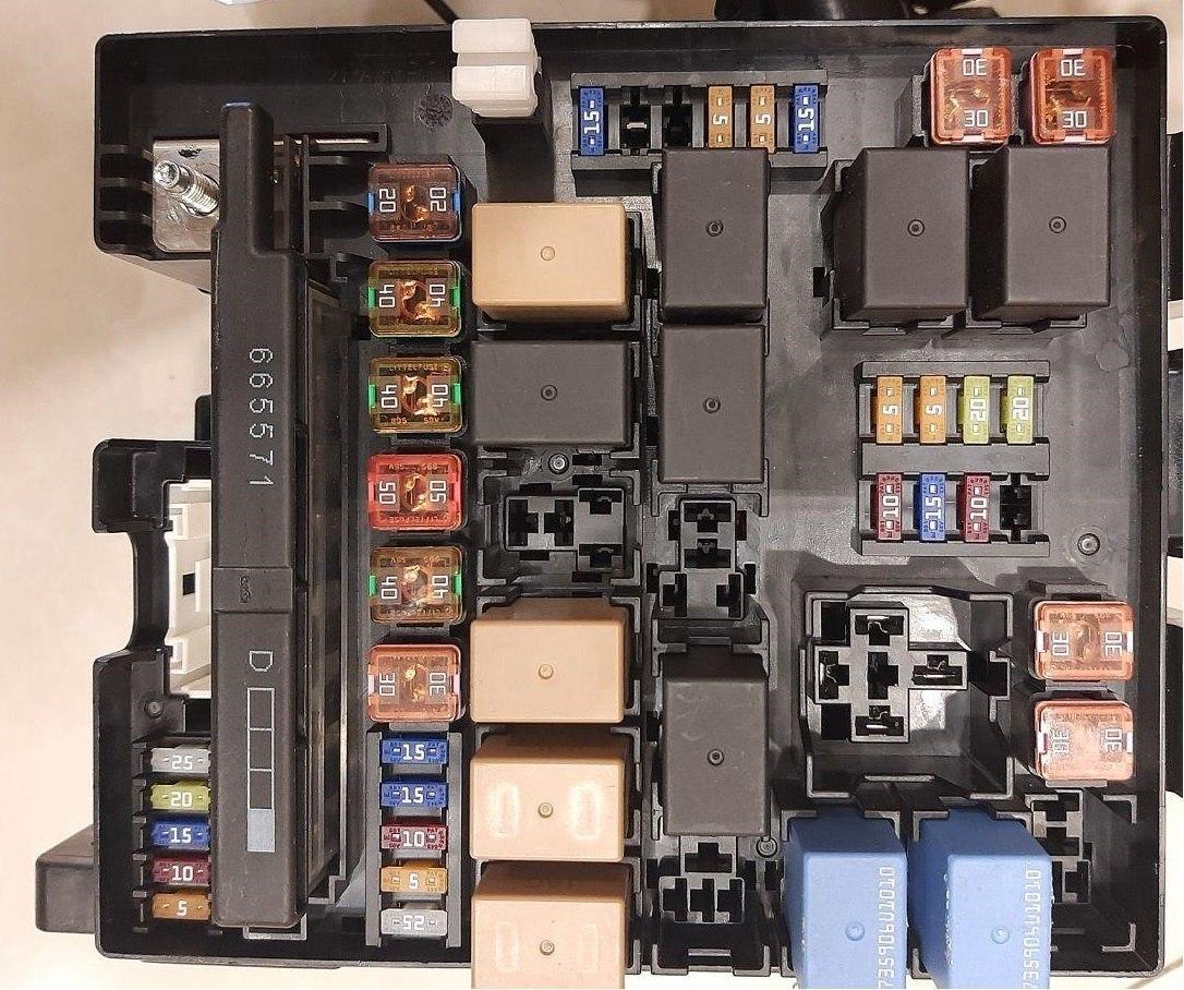 کنترل کیفی کیفیت کیو سی پردازش تصویر جعبه فیوز خودرو